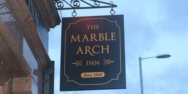 The Marble Arch Inn, Manchester