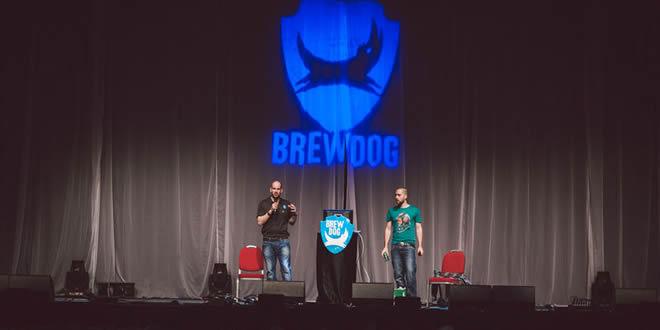 BrewDog Punk AGM 2015