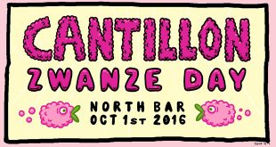 Cantillon Zwanze Day 2016 @ North Bar Leeds