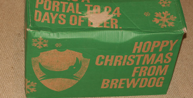 BrewDog Advent Calendar