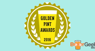 Golden Pints Awards 2016